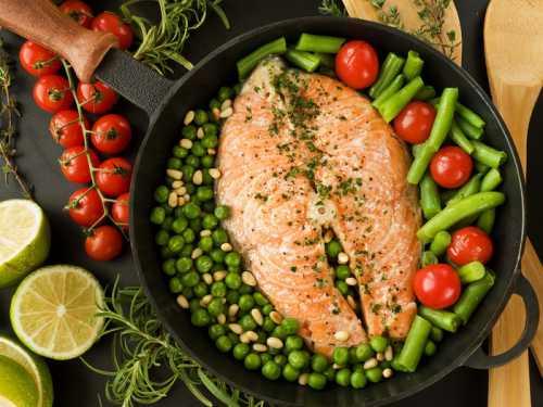 правильное питание для здорового образа жизни [практично]